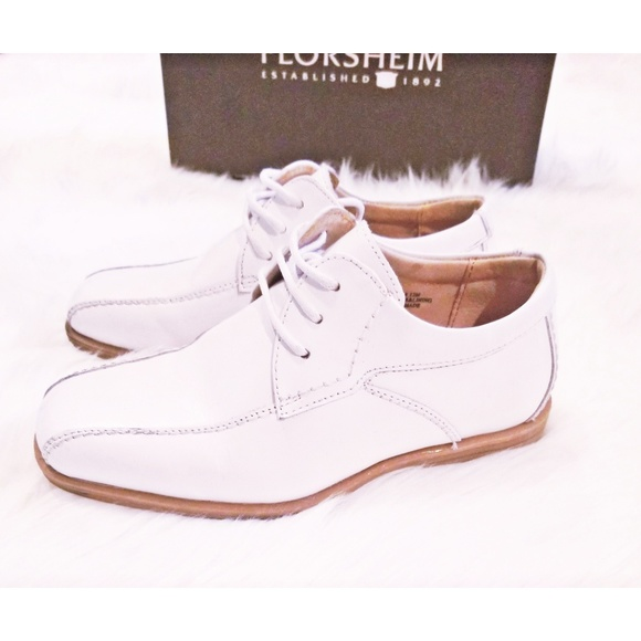Florsheim Shoes | Boys White Dress